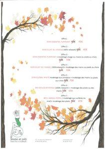 automne jeune et joly